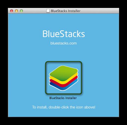 Установка BlueStacks для Mac